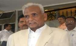 Maharashtra's 11-term MLA and former minister Ganpatrao