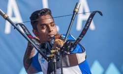 File photo of Atanu Das.