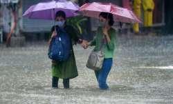 monsoon, heavy rainfall, heavy rain warning, rainfall, monsoon in india, monsoon update, rains, rain