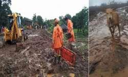 raigad tailye village landslide