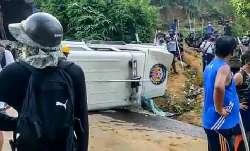 Assam-Mizoram border clashes, Assam-Mizoram border clashes Violence, Assam-Mizoram border clashes la