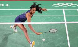 I've been working on my aggression and technique, says Sindhu after winning start at Tokyo Olympics