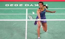 Reigning world champion P V Sindhu made a dominating start