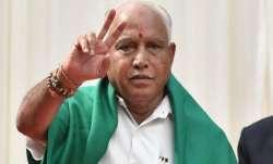 Yediyurappa, Karnataka CM