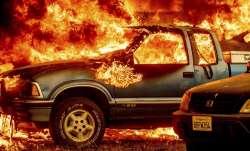 dixie fire, california wildfire, world news