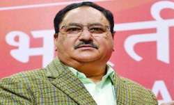 JP Nadda, meeting, BJP MPs, Rajasthan BJP MPs, meeting today, latest national news updates, politica