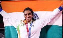 PV Sindhu at Olympics 2020