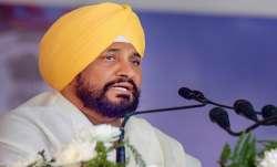 Punjab Congress leader Charanjit Singh Channi.