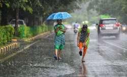 delhi rains 2021