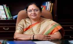 baby rani maurya, bjp vice president, vice president,