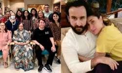 Neetu, Randhir, Babita, Kareena
