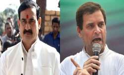 Rahul Gandhi's 'Hindu' remark: Will lodge FIR against him,