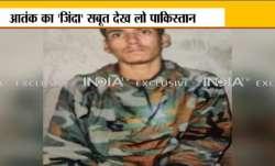 Uri: 19-year-old Pakistani terrorist surrenders, another