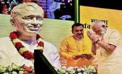 Prime Minister Narendra Modi, PM MOdi pays tributes, Deendayal Upadhyay, birth anniversary, latest n