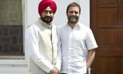 rahul unlikely to attend charanjit singh oath ceremony