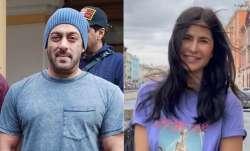 Salman Khan, Katrina Kaif