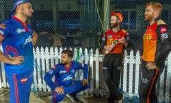 IPL 2021 DC vs SRH Toss Today Live Updates
