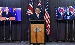 US, UK, AUSTRALIA, INDO PACIFIC ALLIANCE