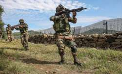 Encounter breaks out between militants and security forces in J&K's Kulgam