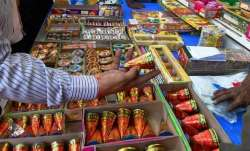 Rajasthan govt allows use, sale of green crackers except in