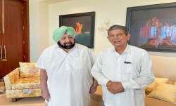 'Don't forget Congress took in Sidhu after...': Amarinder