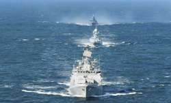 A bilateral maritime exercise by the Indian Navy.