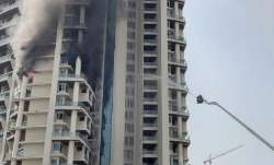 Mumbai: Security guard trying to save those trapped in