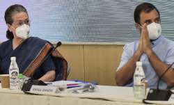 sonia gandhi, congress meeting