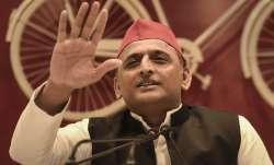 Samajwadi Party national president Akhilesh Yadav
