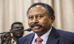 Sudan Prime Minister Abdalla Hamdok
