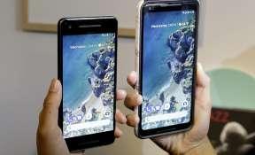 Google Pixel 2 and Pixel 2 XL phone