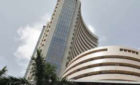 The BSE Sensex had lost 67.28 points in the previous