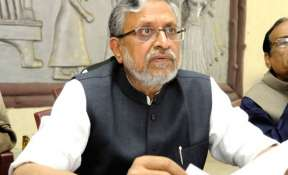 Sushil Modi urged the industry to pass the benefits of tax