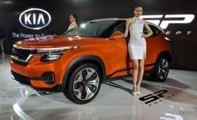 Kia Motors India makes its India debut