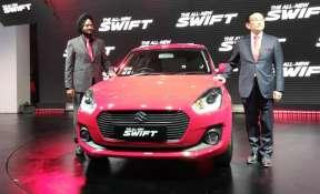 Maruti Suzuki launches new Swift at the Auto Expo 2018