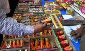 SDMC to identify 900 spots where you can go and burst crackers