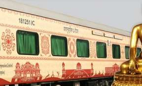 Complete details of Buddhist Circuit Tourist Train package