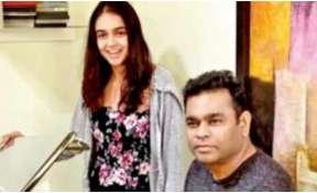 AR Rahman records new song with budding singer Kaveri Kapur