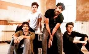 Irish indie-rock band called the Coronas
