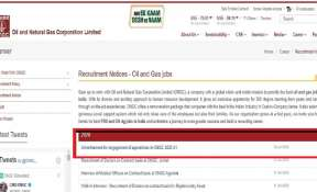ONGC Recruitment 2020: Application for 4,182 Apprentice posts begins @ongcindia.com; freshers can ap
