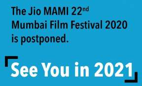 Jio MAMI Mumbai Film Festival postponed to 2021
