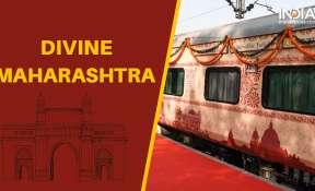 divine maharashtra tourist train, divine maharashtra train, IRCTC divine maharashtra train, complete