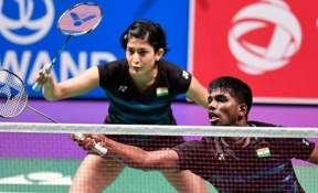 thailand open, thailand open quarterfinal, rankireddy-ponappa, satwiksairaj rankireddy, ashwini pona