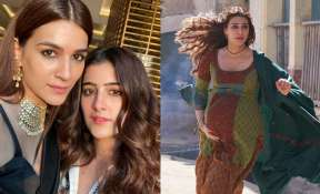Nupur Sanon's emotional post for sister Kriti Sanon after watching 'Mimi' will melt your heart