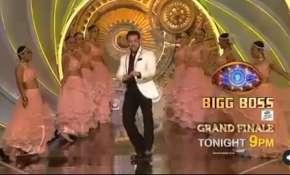 Bigg Boss 14 grand finale: Salman Khan dazzles in white outfit