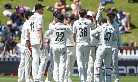 1st Test: New Zealand thrash India by 10 wickets in Wellington, take 1-0 lead