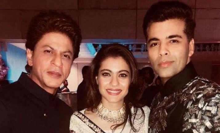 Image result for shahrukh khan and kajol