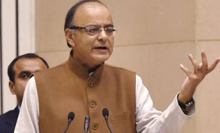 Arun Jaitley- File photo