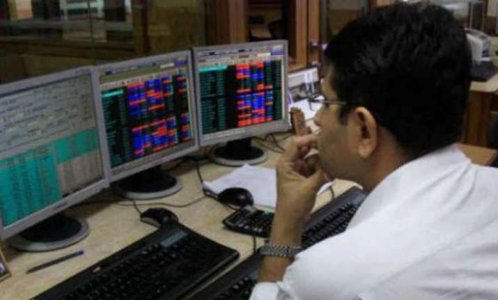 The NSE Nifty too witnessed similar movement, and was