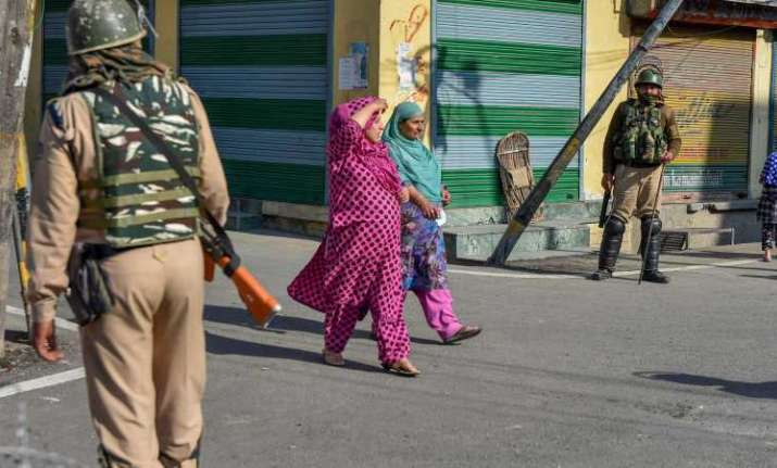 Strike called by separatists disrupts normal life in Kashmir